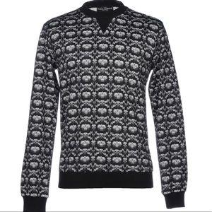 Dolce & Gabbana crown and bee sweatshirt